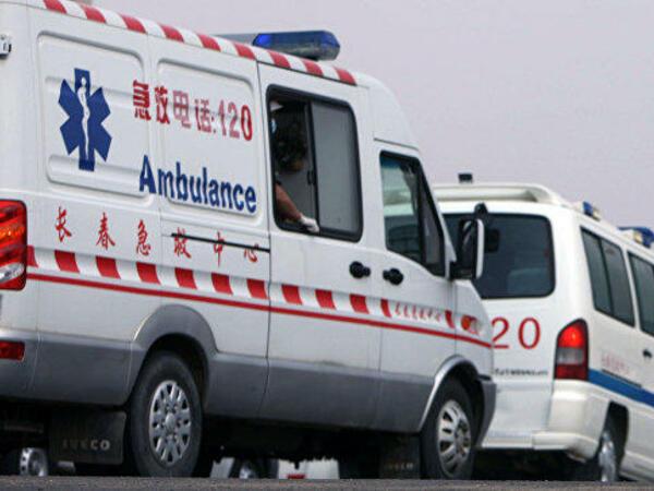 Çində avtobus aşıb: 13 nəfər ölüb, 47 nəfər yaralanıb