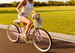 Qonşu ölkədə qadınlara velosiped sürmək qadağan olunur-Foto