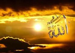 Allahın varlığının bir neçə kəlmə ilə sadə sübutu