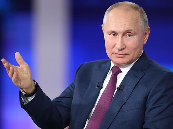 """""""Müsəlman ölkələri Rusiyanın köməyinə arxalana bilər"""" - Putin"""