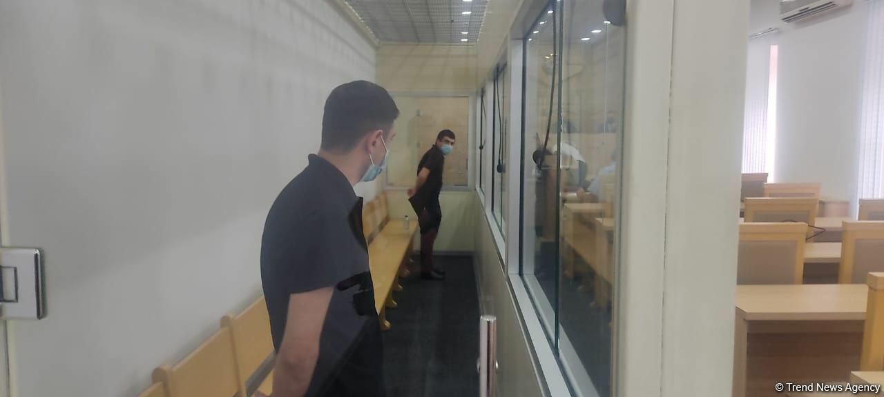 Erməni casuslarına 15 il cəza verildi - YENİLƏNİB