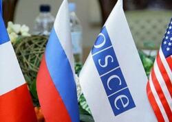 Minsk Qrupunun həmsədrləri bəyanat yaydı