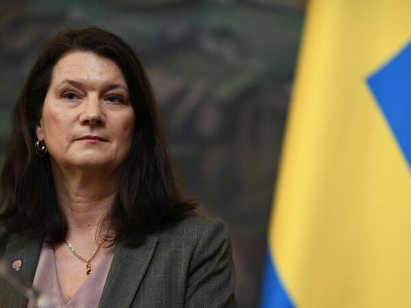 Ann Linde: Ermənistan-Azərbaycan sərhədindəki gərginlik narahatlığa səbəb olur