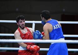 """Olimpiadada məğlub olan boksçumuz: """"Hakimlərin haqsızlığı oldu"""""""