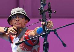 Türkiyə ilk qızıl medalını qazandı