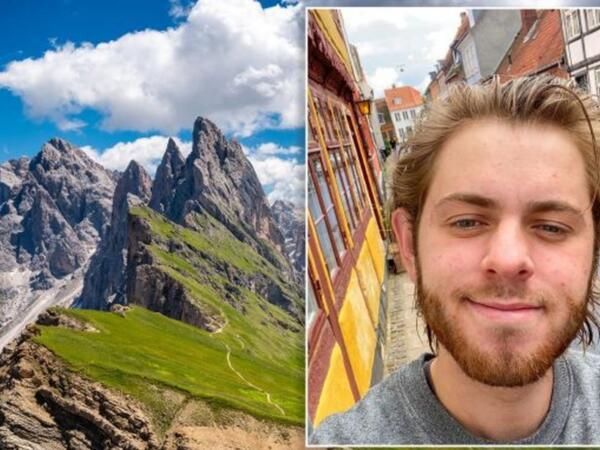 Alp dağlarında çəkiliş aparan yutuber yıxılıb öldü