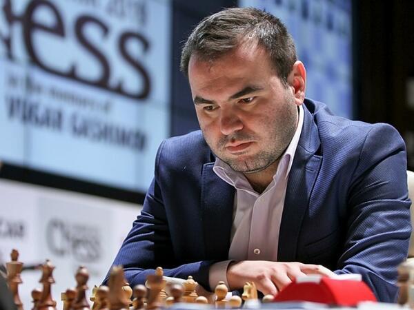 """Şəhriyar Məmmədyarov """"Chessable Masters"""" turnirində Levon Aronyanla heç-heçə edib"""