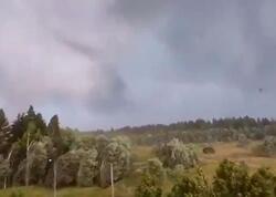 Güclü tornado üç nəfərin ölümünə səbəb oldu - VİDEO