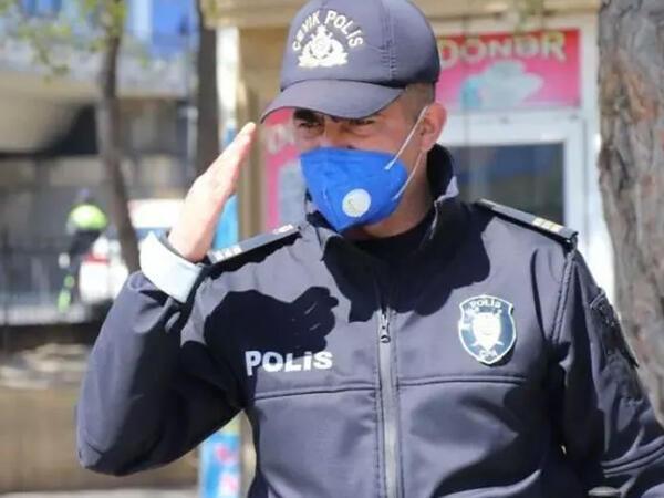 Polis bizimdir, bizi qoruyur