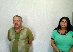 Narkotik satan ər-arvad saxlanıldı - FOTO