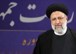 İranın yeni prezidenti and içdi - FOTO