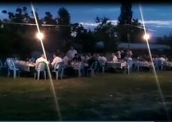 Göyçayda toy təşkilatçıları cərimələndi - VİDEO - FOTO
