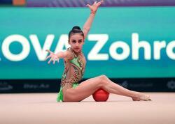 Tokio-2020: Zöhrə Ağamirova 15-ci pillədə qərarlaşıb