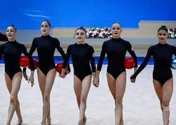 Tokio 2020: Bədii gimnastika üzrə qrup hərəkətlərdə yarışlar başlayıb