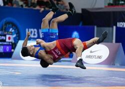 Azərbaycan millisi dünya çempionatında 4-cü oldu
