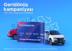 Changan-dan möhtəşəm geridönüş!