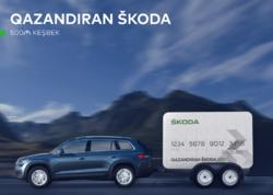Škoda qazandırır!