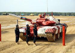 """Rusiyada tankçılarımıza qarşı süni əngəl - <span class=""""color_red"""">Mane ola bilmədilər! - FOTO</span>"""