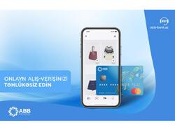 ABB-nin Mastercard ödəniş kartları ilə onlayn alış-veriş daha təhlükəsiz oldu!