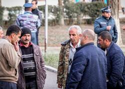 Xankəndidən qaçan ermənilər üsyana hazırlaşır