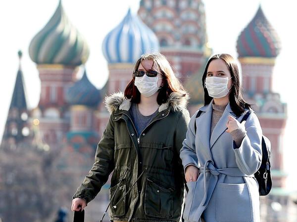 Rusiyada koronavirusdan ölənlərin sayı 225 mini ötüb