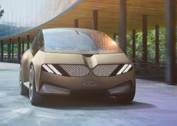 BMW şirkəti tamamilə emal edilə bilən elektromobili təqdim edib