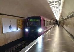 """Bakı metrosunda qatarlar arasında interval azaldılacaq - <span class=""""color_red"""">VİDEO</span>"""