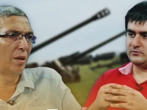 """Erməni artilleriyası öz hərbçilərini necə məhv edib? – <span class=""""color_red"""">DETALLAR açıqlandı - VİDEO</span>"""