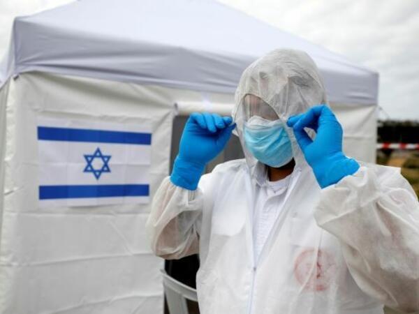 İsraildə koronavirusa yoluxanların sayı 1,2 milyonu ötüb
