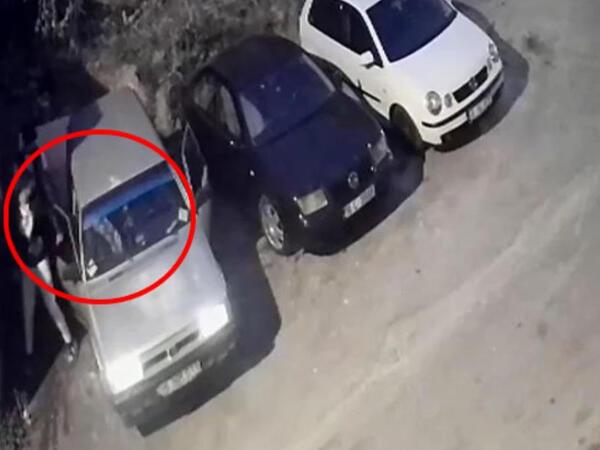 Avtomobili qaçırdıb qəza törətdilər - sonra da geri qaytardılar -  Anbaan VİDEO