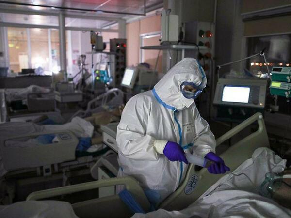 Gürcüstanda son sutka COVID-19-a 1 501 yoluxma qeydə alınıb, 43 nəfər ölüb
