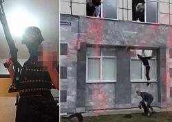 """Rusiyada universitet FACİƏSİ - <span class=""""color_red""""> 8 ölü, 19 yaralı - YENİLƏNİB - VİDEO - FOTO</span>"""