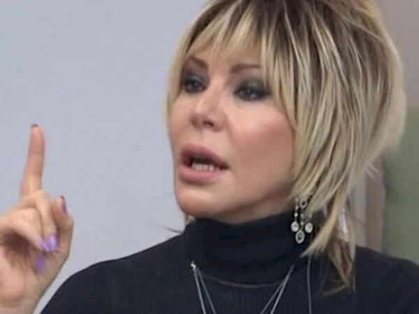 """Brilliant Dadaşovadan ağır sözlər: """"O, ana-bacısına şər atan şərəfsizdir"""""""