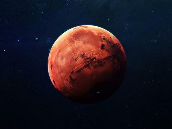 Marsla bağlı yeni kəşf