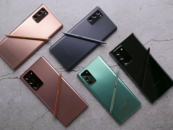 Samsung yeni Galaxy Note hazırlayır