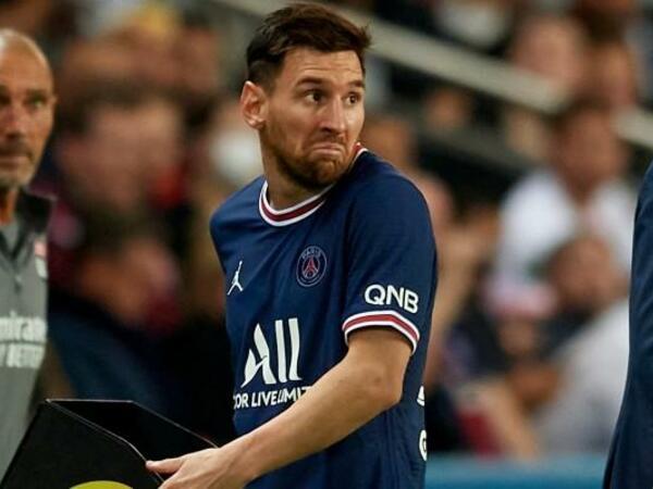 Messi niyə əvəzlənib?