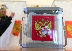 Rusiyada seçkilərin yekun nəticələri açıqlandı