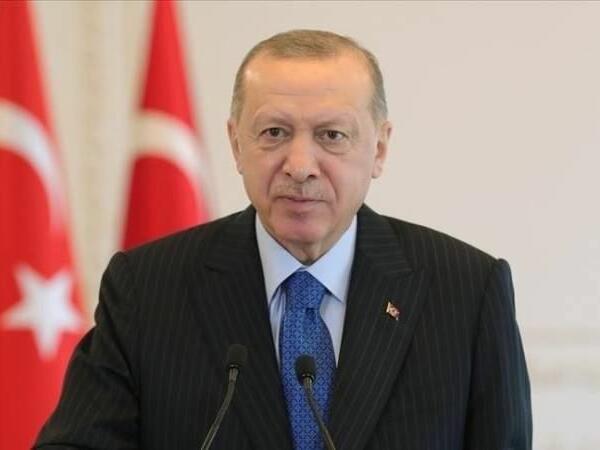 """Azərbaycan özünümüdafiə hüququndan istifadə edərək işğala son qoyub - <span class=""""color_red"""">Ərdoğan</span>"""
