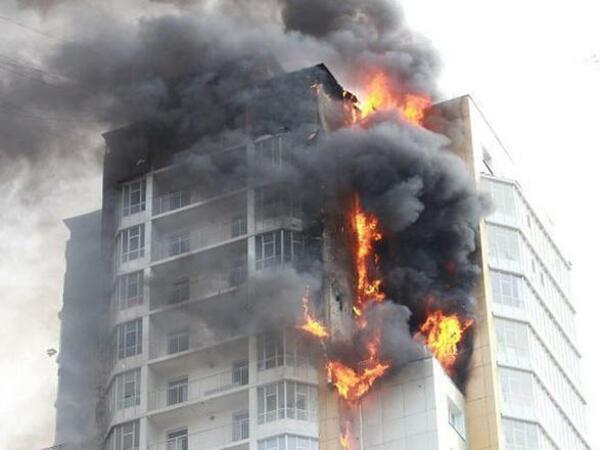 Rusiyada yaşayış evində yanğın olub, 3 nəfər ölüb