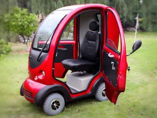 """Dünyanın ən ucuz elektromobili: <span class=""""color_red"""">Cəmi 100 dollara</span>"""