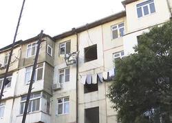 """Binanın pəncərəsiz qalan blokları - <span class=""""color_red"""">VİDEO</span>"""