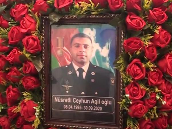 """Qəhrəman şəhidimiz Ceyhun Nüsrətli - <span class=""""color_red"""">VİDEO</span>"""