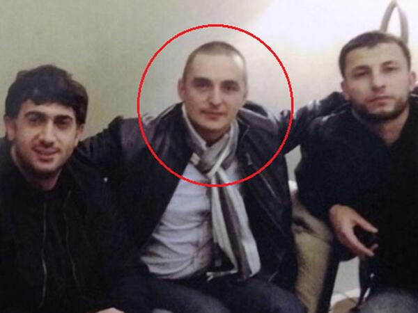 """Bu da Rövşən Lənkəranskinin """"xaç oğlu"""" - <span class=""""color_red"""">FOTO</span>"""