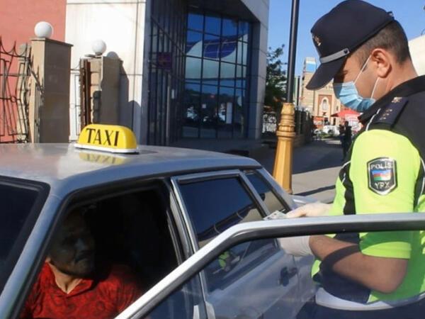 """Taksi sürücülərinin vaksin pasportu belə yoxlanılacaq - <span class=""""color_red"""">Ətraflı VİDEOda</span>"""