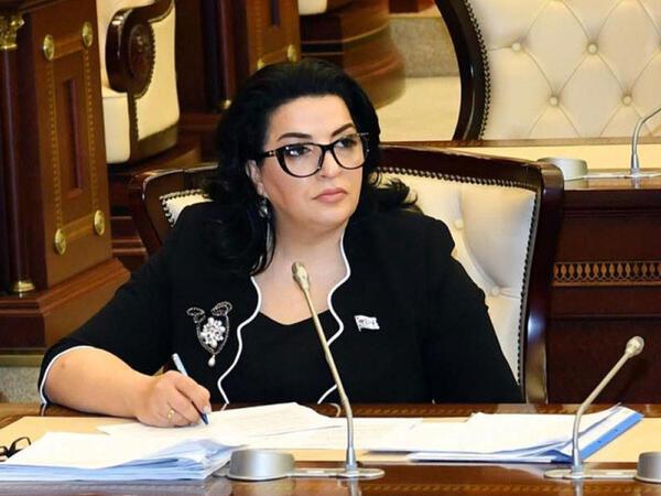 """Fatma Yıldırım: """"Azərbaycan Prezidenti regionda davamlı sülh istədiyimizi bir daha dünyaya çatdırdı"""""""