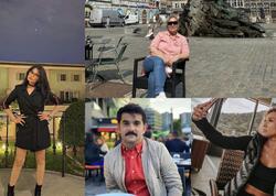 Azərbaycan şou-biznesi İnstagram-da - FOTOlar