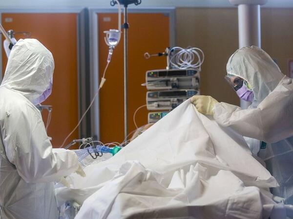 ABŞ-da bir gündə 1 443 nəfər koronavirusdan ölüb