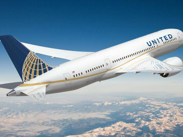 """""""United Airlines"""" 1,9 milyon dollar cərimələnib"""