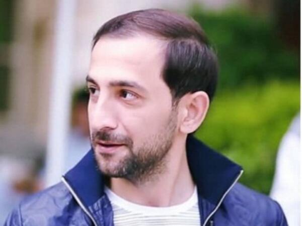 Meyxanaçı Pərviz oğlu İsmayıl ilə - FOTO