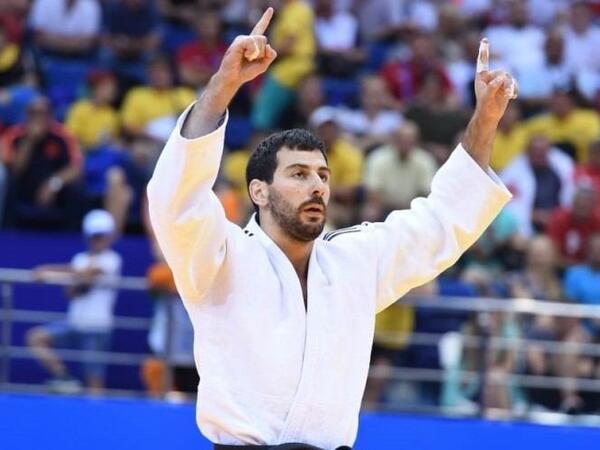 Zaqrebdə keçirilən Qran-Pri turnirində komandamız ikinci qızıl medalını qazanıb